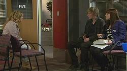 Natasha Williams, Andrew Robinson, Summer Hoyland in Neighbours Episode 6007