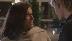 Diana Marshall, Andrew Robinson in Neighbours Episode 6008
