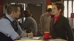 Toadie Rebecchi, Susan Kennedy in Neighbours Episode 6009