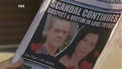 Paul Robinson, Diana Marshall in Neighbours Episode 6009