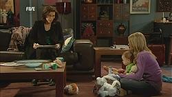 Rebecca Napier, India Napier, Donna Freedman in Neighbours Episode 6010