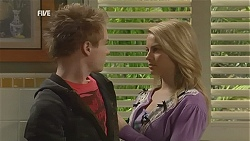 Ringo Brown, Donna Freedman in Neighbours Episode 6010