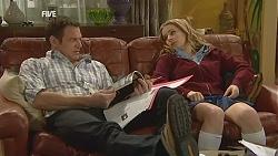 Michael Williams, Natasha Williams in Neighbours Episode 6012
