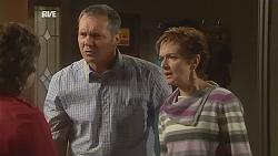 Lyn Scully, Karl Kennedy, Susan Kennedy in Neighbours Episode 6012