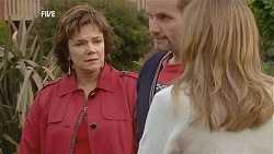 Lyn Scully, Toadie Rebecchi, Sonya Mitchell in Neighbours Episode 6012