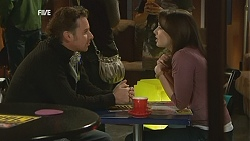 Lucas Fitzgerald, Libby Kennedy in Neighbours Episode 6014