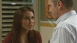 Libby Kennedy, Karl Kennedy in Neighbours Episode 6014