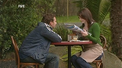 Lucas Fitzgerald, Kate Ramsay in Neighbours Episode 6015