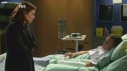 Rebecca Napier, Paul Robinson in Neighbours Episode 6016