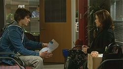 Declan Napier, Rebecca Napier in Neighbours Episode 6016