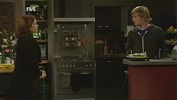Rebecca Napier, Andrew Robinson in Neighbours Episode 6017