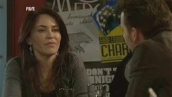 Libby Kennedy, Lucas Fitzgerald in Neighbours Episode 6017