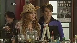 Poppy Rogers, Ruby Rogers in Neighbours Episode 6018