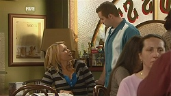 Steph Scully, Toadie Rebecchi in Neighbours Episode 6018