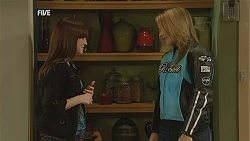 Summer Hoyland, Steph Scully in Neighbours Episode 6018