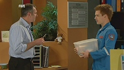 Karl Kennedy, Ringo Brown in Neighbours Episode 6019