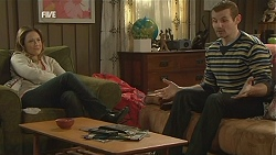 Sonya Mitchell, Toadie Rebecchi in Neighbours Episode 6019