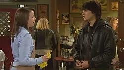 Kate Ramsay, Declan Napier in Neighbours Episode 6019