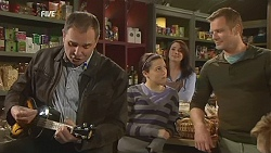 Karl Kennedy, Sophie Ramsay, Kate Ramsay, Michael Williams in Neighbours Episode 6020