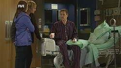 Kate Ramsay, Andrew Robinson, Paul Robinson in Neighbours Episode 6020