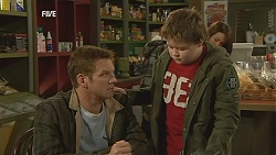 Michael Williams, Callum Jones, Kate Ramsay in Neighbours Episode 6020