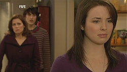 Rebecca Napier, Declan Napier, Kate Ramsay in Neighbours Episode 6021