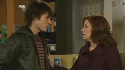 Declan Napier, Rebecca Napier in Neighbours Episode 6022