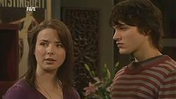 Kate Ramsay, Declan Napier in Neighbours Episode 6022