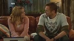Natasha Williams, Michael Williams in Neighbours Episode 6022