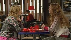 Natasha Williams, Poppy Rogers in Neighbours Episode 6022