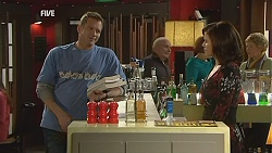 Michael Williams, Rebecca Napier in Neighbours Episode 6023