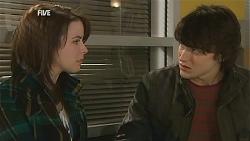 Kate Ramsay, Declan Napier in Neighbours Episode 6026