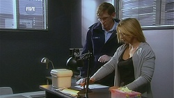 Policeman, Steph Scully in Neighbours Episode 6027