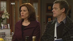 Rebecca Napier, Paul Robinson in Neighbours Episode 6027