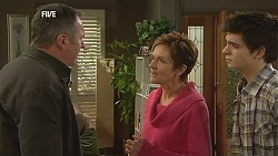 Karl Kennedy, Susan Kennedy, Zeke Kinski in Neighbours Episode 6028
