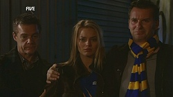 Paul Robinson, Donna Freedman, Lucas Fitzgerald in Neighbours Episode 6028