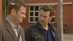 Michael Williams, Lucas Fitzgerald in Neighbours Episode 6029
