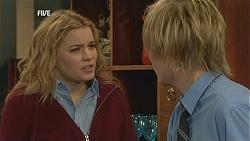 Natasha Williams, Andrew Robinson in Neighbours Episode 6029
