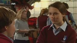 Callum Jones, Sophie Ramsay in Neighbours Episode 6029