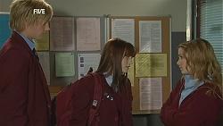 Andrew Robinson, Summer Hoyland, Natasha Williams in Neighbours Episode 6029