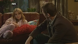 Natasha Williams, Michael Williams in Neighbours Episode 6030