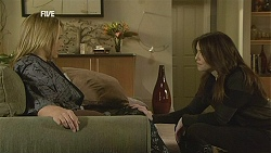 Steph Scully, Libby Kennedy in Neighbours Episode 6030