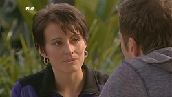 Ruby Rogers, Michael Williams in Neighbours Episode 6030