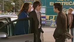 Kate Ramsay, Declan Napier, Zeke Kinski in Neighbours Episode 6031