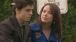 Zeke Kinski, Kate Ramsay in Neighbours Episode 6031