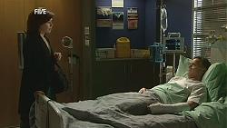 Rebecca Napier, Paul Robinson in Neighbours Episode 6033
