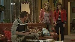 Michael Williams, Natasha Williams, Summer Hoyland in Neighbours Episode 6033