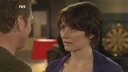 Michael Williams, Ruby Rogers in Neighbours Episode 6033
