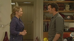 Steph Scully, Lucas Fitzgerald in Neighbours Episode 6034