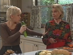 Lucy Robinson, Helen Daniels in Neighbours Episode 2418